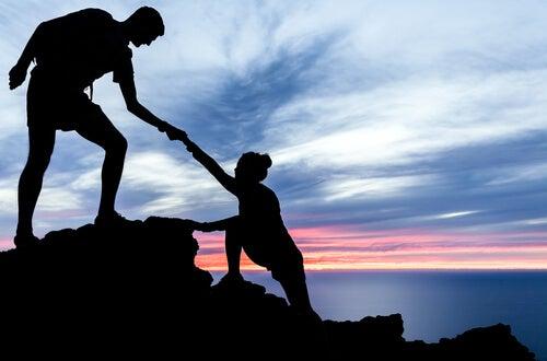 Recibir y dar: el principio de la reciprocidad