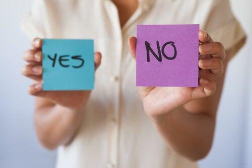 """4 formas de decir """"NO"""""""