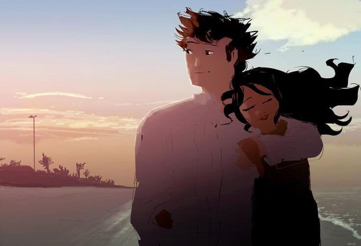 En pareja, la libertad es el aire que aviva el amor