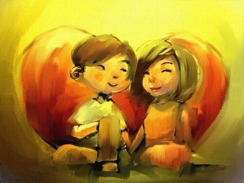 Si amas a alguien, solo quieres verle feliz