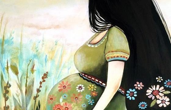 El embarazo: amar a alguien que aún no conoces