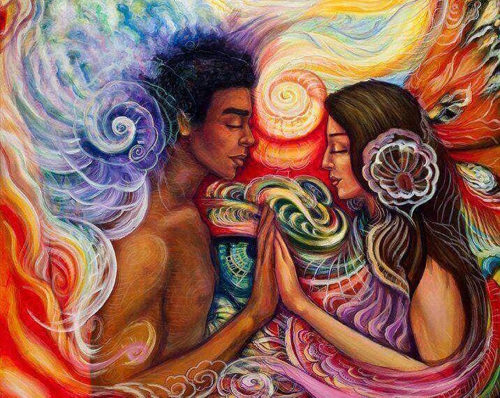 El amor y el sexo, juntos hacen mas fuerte al otro