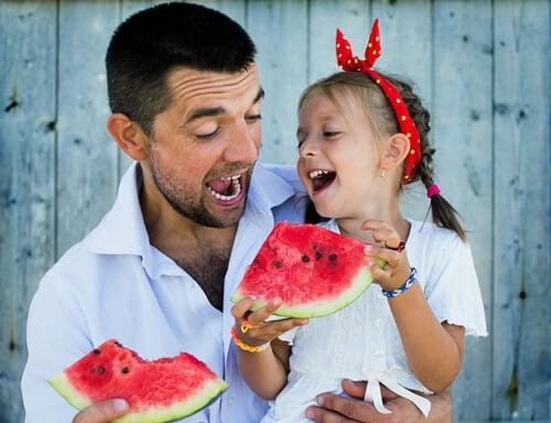 El alimento del amor, el cuidado del cuerpo