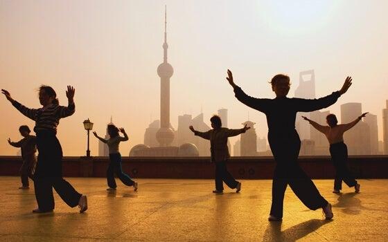 7 buenas razones para practicar Tai-Chi