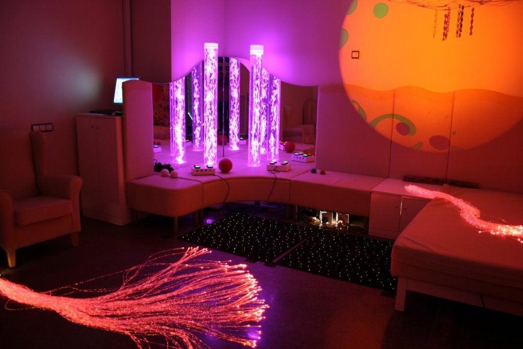 ¿Has oído hablar de las salas de estimulación multisensorial Snoezelen?