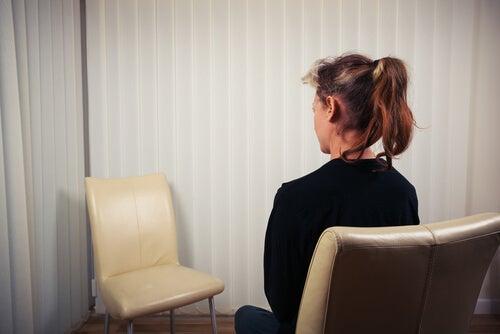 La técnica de la silla vacía