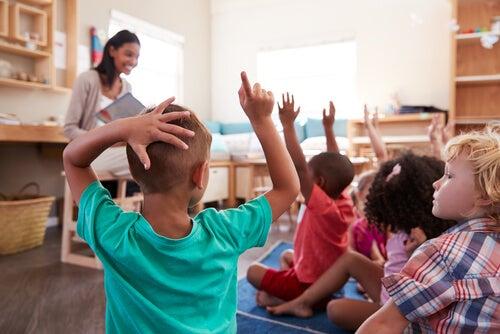 ¿Por qué es fundamental el control en el aula?