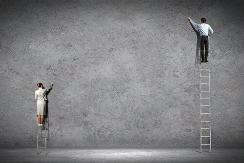 El liderazgo y la discriminación femenina
