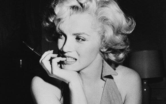 12 frases de Marilyn Monroe, construyendo el mito