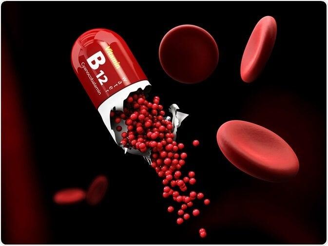 Déficit de vitamina B12 y su impacto en nuestro cerebro