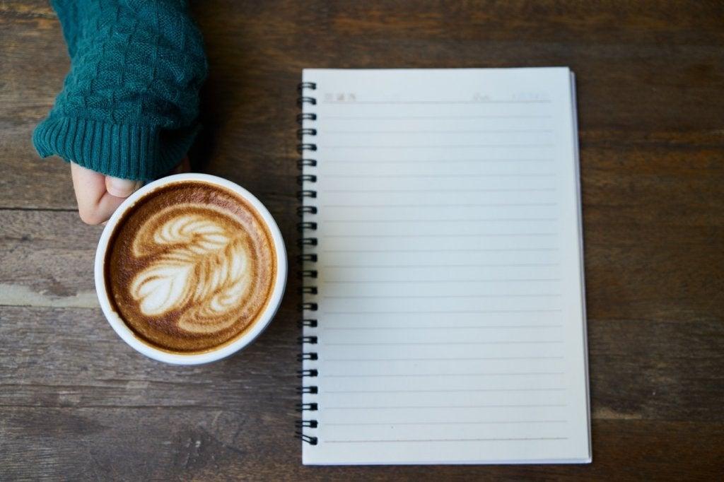 5 ejercicios sencillos de escritura terapéutica
