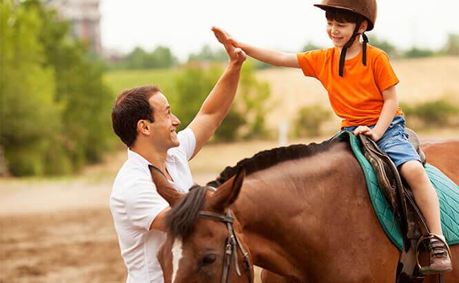 6 beneficios de la terapia asistida con caballos