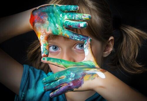 5 ejercicios de arteterapia para niños
