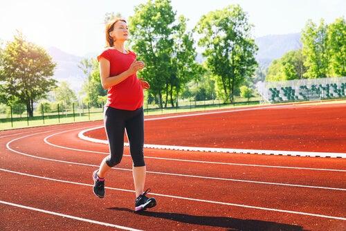 Running para embarazadas
