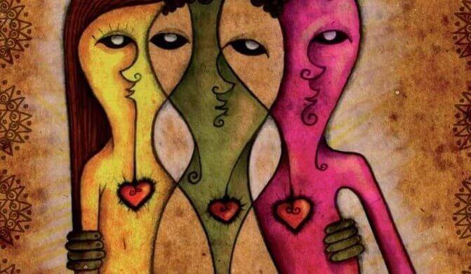 ¿Conoces los 7 tipos de no monogamia?