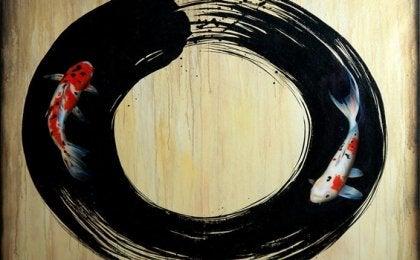 Enso: el círculo zen de la plenitud y la iluminación