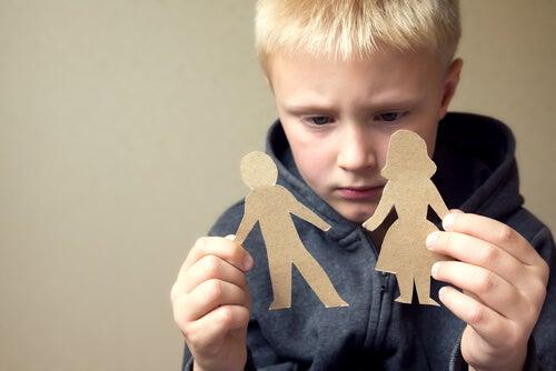 Desintegración familiar: ¿cómo afecta al niño?