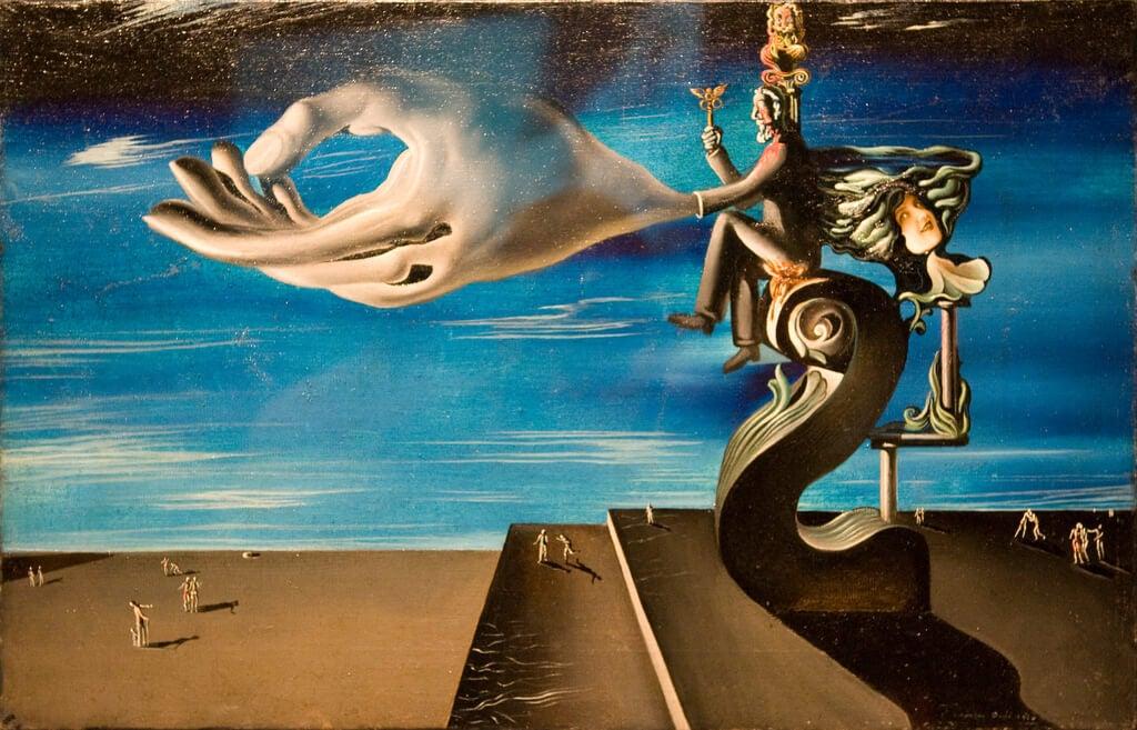 Arte surrealista y psicoanálisis