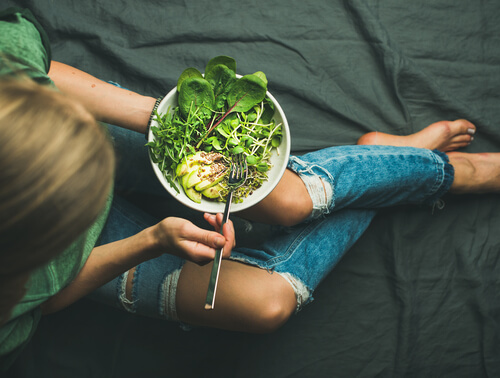 Flexitarianos: vegetarianos flexibles