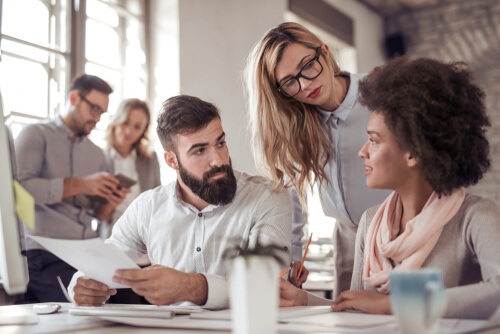 Trabajar en equipo, mucho más que llevarse bien