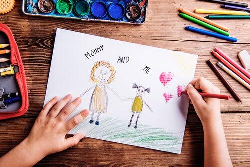 Dibujos infantiles: una ventana al mundo interior de los niños