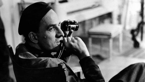 Ingmar Bergman, una vida de película