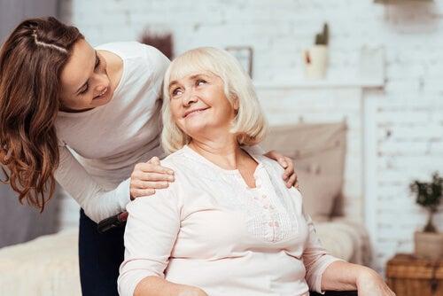 La psicoeducación como intervención en el cuidador