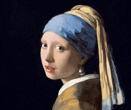 Vermeer y la chica del arete de perla