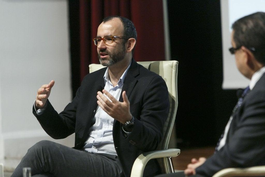 """Entrevista a Rafael Santandreu: """"Los ataques de pánico se pueden curar"""""""