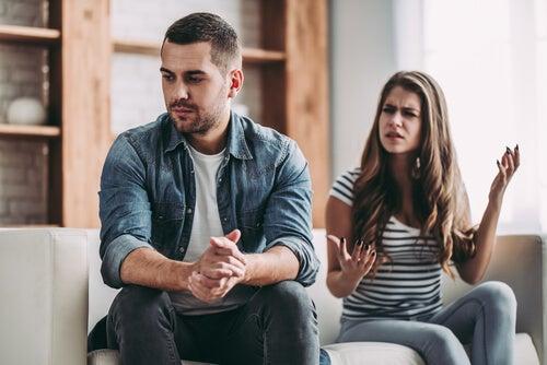 El ostracismo en la pareja, ¿en qué consiste?