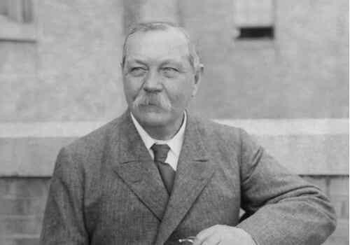 5 frases de Arthur Conan Doyle