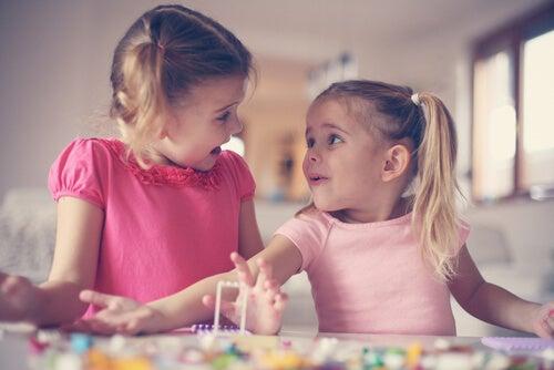 El desarrollo de la empatía en la infancia