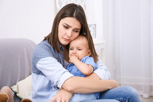 Dejar de amamantar a un hijo no siempre es fácil