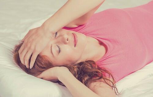 Síntomas del jet lag