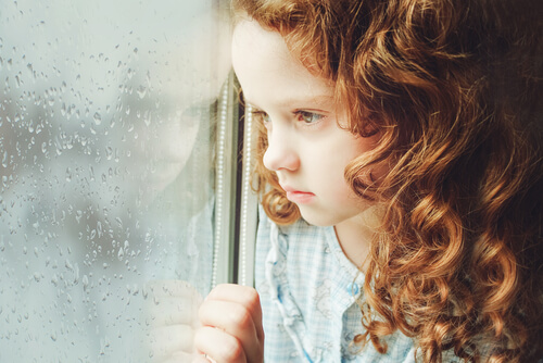¿Los niños se sienten vacíos o solos como los adultos?