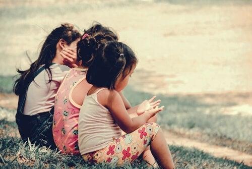Los niños deben entender más de personas que de tecnología