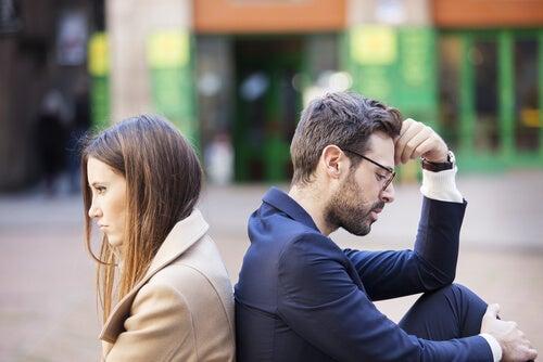 Etapas emocionales del divorcio