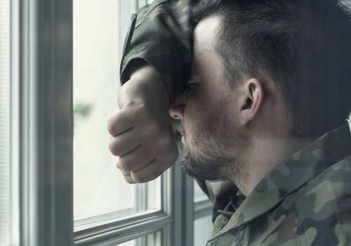 El síndrome del soldado: el trastorno de estrés postraumático