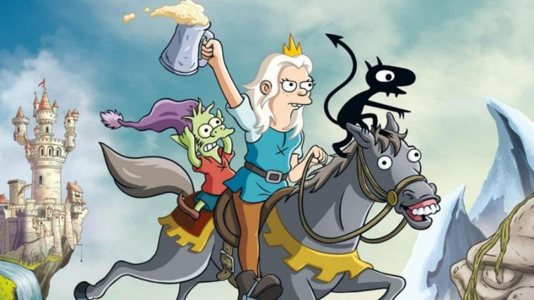 (Des)encanto: la sátira medieval de Matt Groening