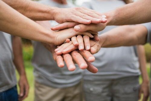 Ser voluntario, ¿qué beneficios tiene?