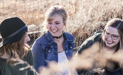 Personas que nos hacen reír, bálsamos para la felicidad