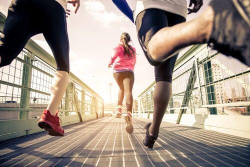 ¿Qué le pasa al cerebro cuando hacemos ejercicio?