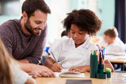 Un profesor trabaja para la eternidad